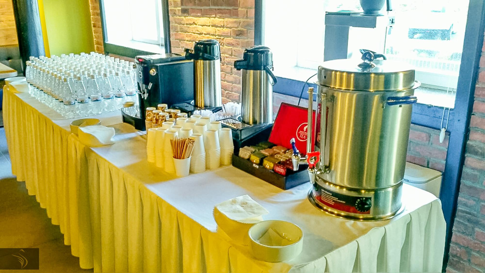 кофе-брейк в офисе