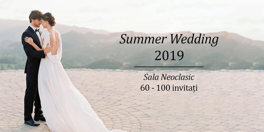 Nunta vara 2019 Neoclasic