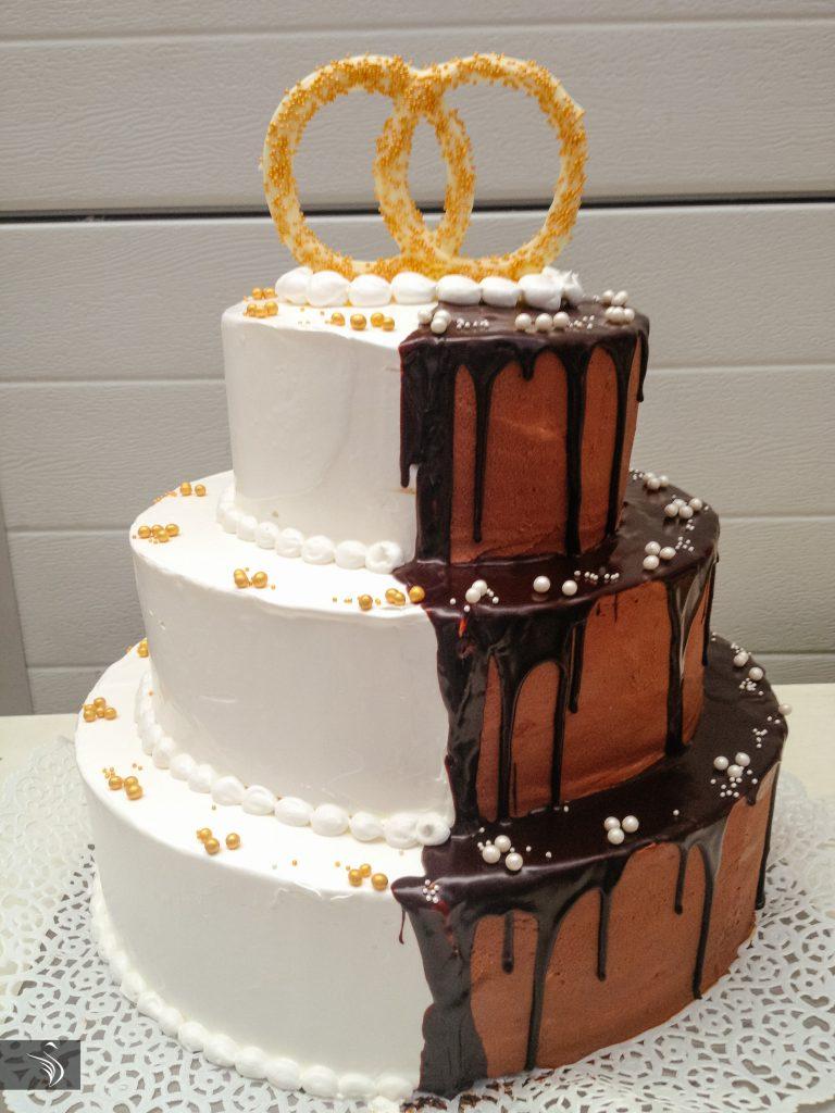 внешний вид торта