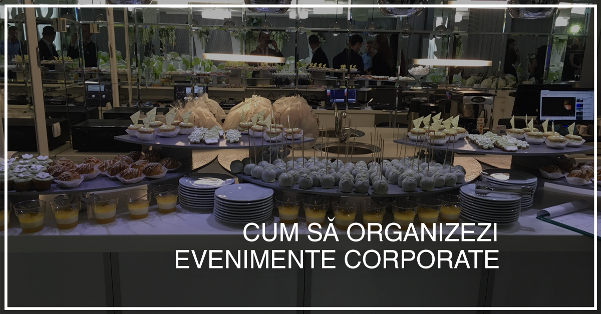 evenimente corporate